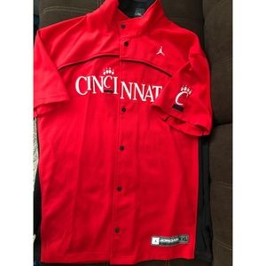 Cincinnati Bearcats Jacket